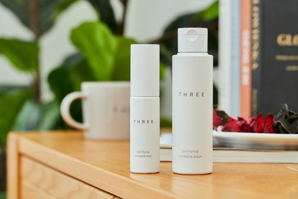 THREE/茶籽油/化妝品/日本