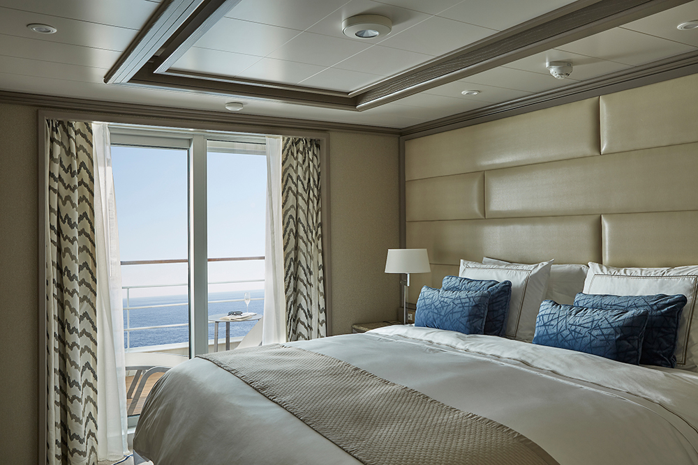 客艙/銀海遊輪/Silversea Cruises/Silver Moon