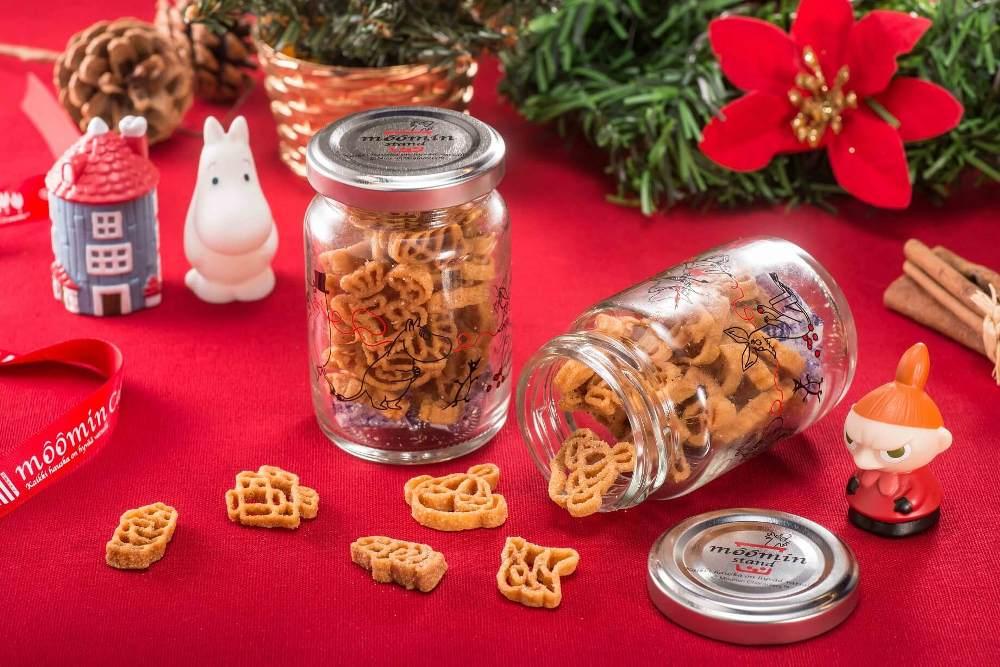 嚕嚕米造型點心麵/嚕嚕米聖誕雙人分享餐/嚕嚕米主題餐廳/信義區/台北/台灣