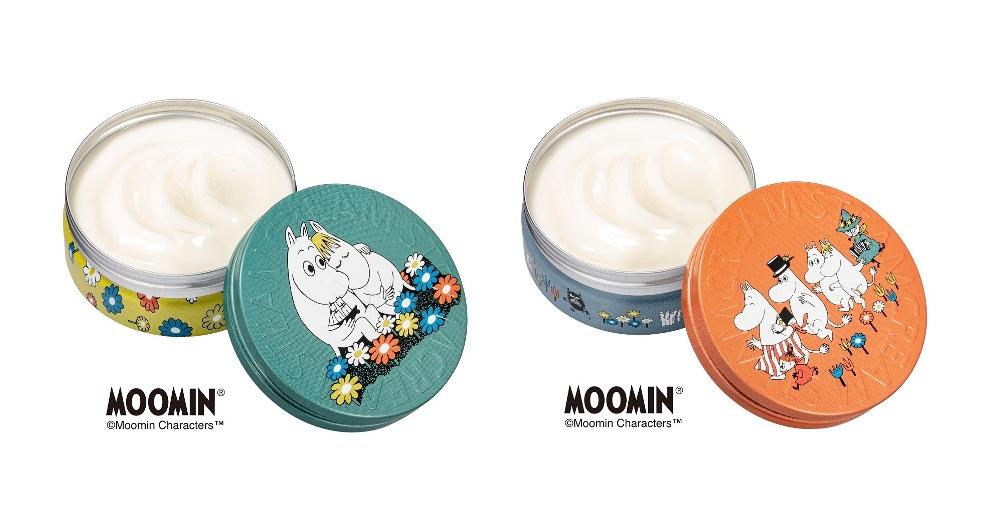 日本蒸氣乳霜Steam Cream/嚕嚕米聖誕雙人分享餐/嚕嚕米主題餐廳/信義區/台北/台灣