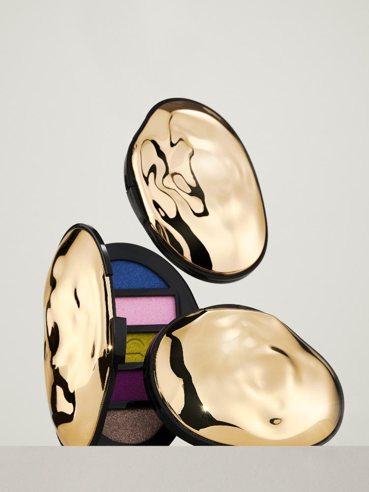 設計外觀意境/五色眼彩盤/BYREDO/彩妝品牌