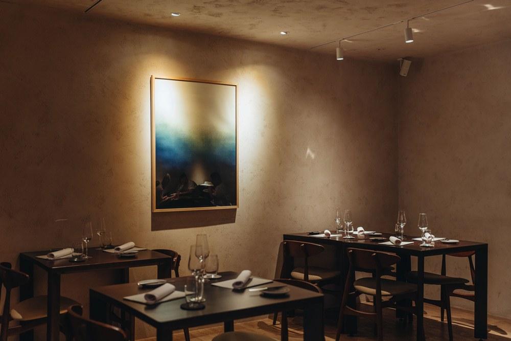 內部裝飾/Holt Restaurant/純粹 Pure/歐陸料理/美食/台北/台灣