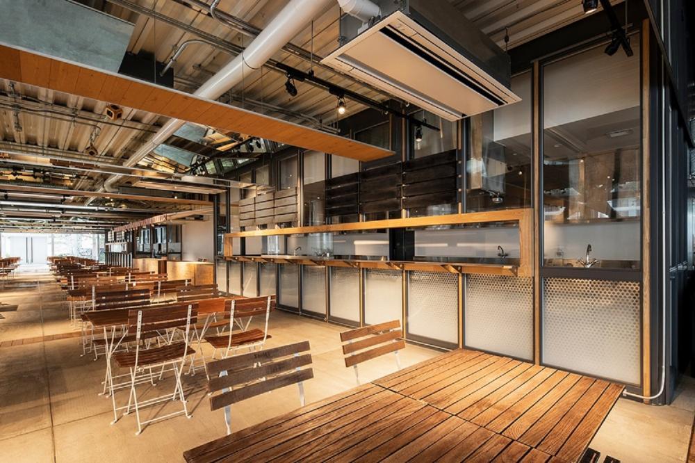 WHAT CAFE/寺田倉庫/旅遊/東京/日本