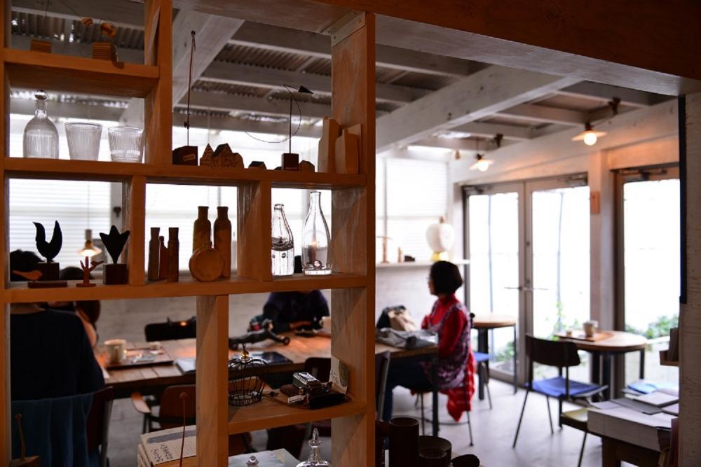 水之空藝廊/創意藝廊咖啡館/旅遊/東京/日本