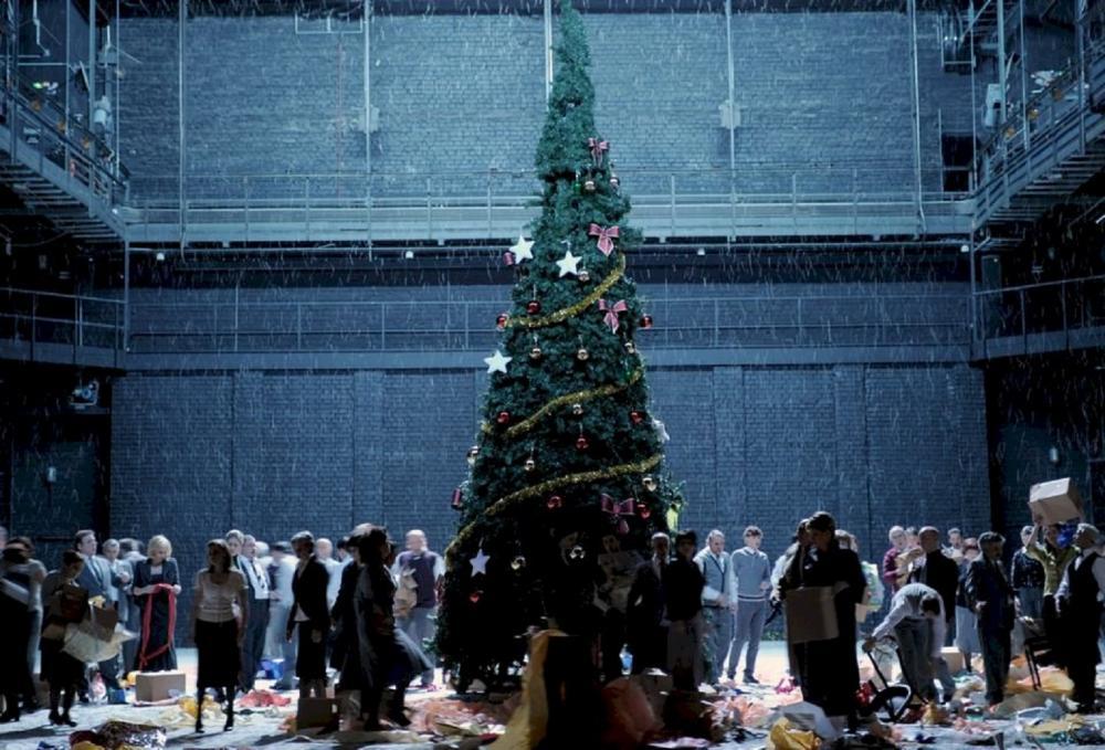 波希米亞人/聖誕節/台中歌劇院/台中/台灣