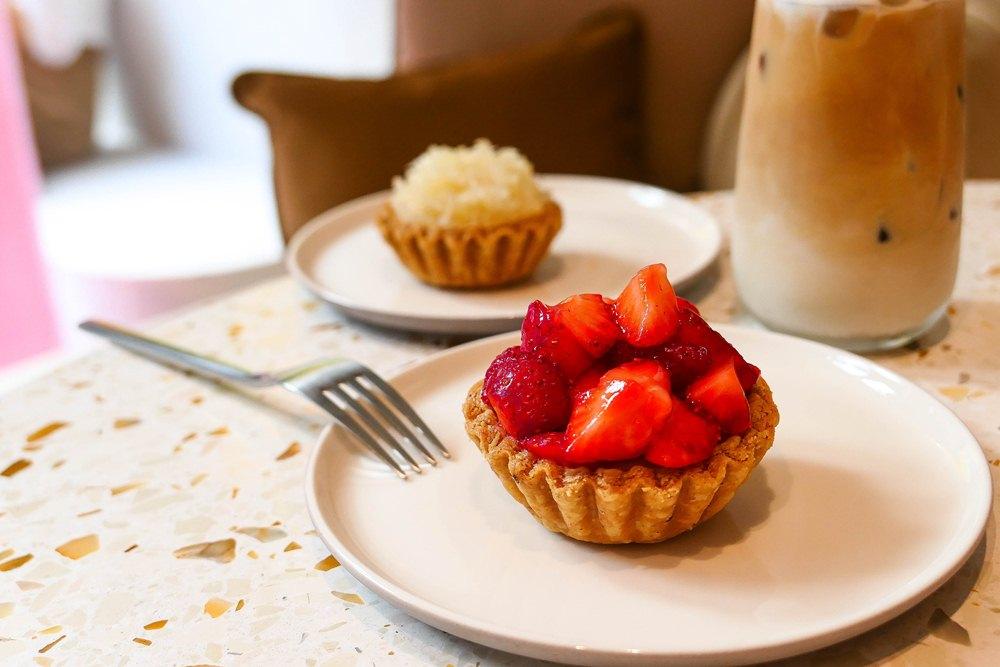 草莓香草塔/TART TAIPEI/大安區/台北/台灣