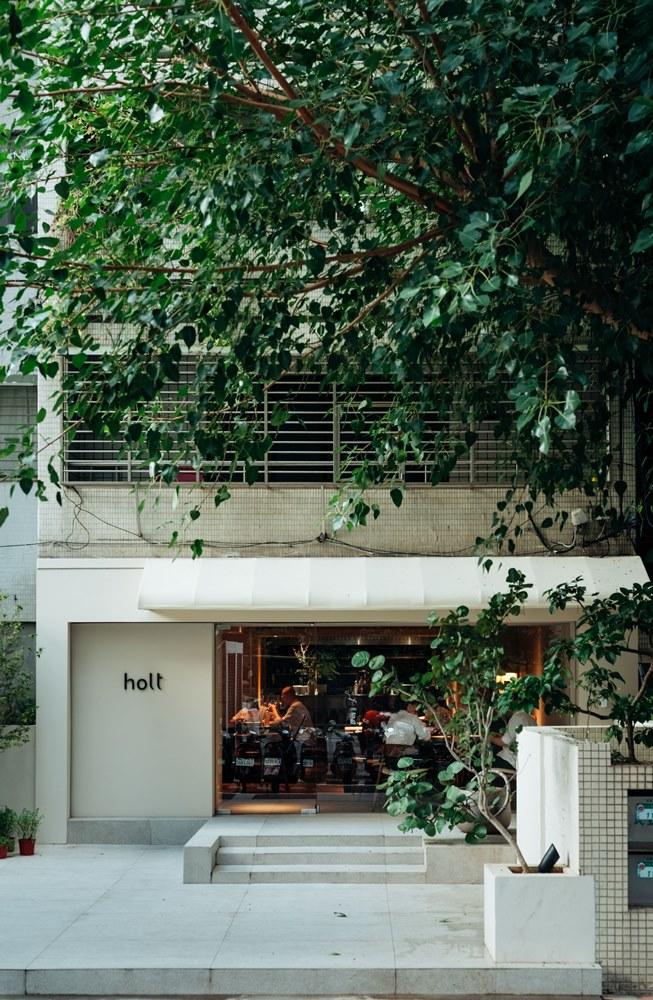 餐廳外觀/Holt Restaurant/純粹 Pure/歐陸料理/美食/台北/台灣