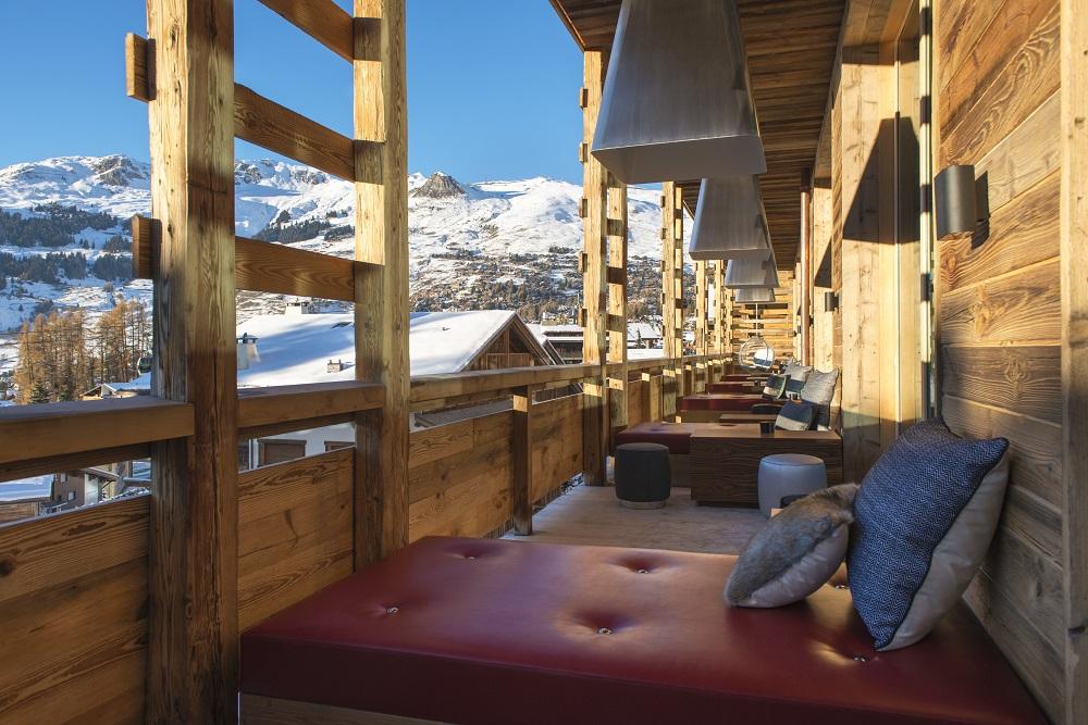 外觀/W Hotel Verbier/滑雪度假勝地/絕景飯店/阿爾卑斯山/瑞士