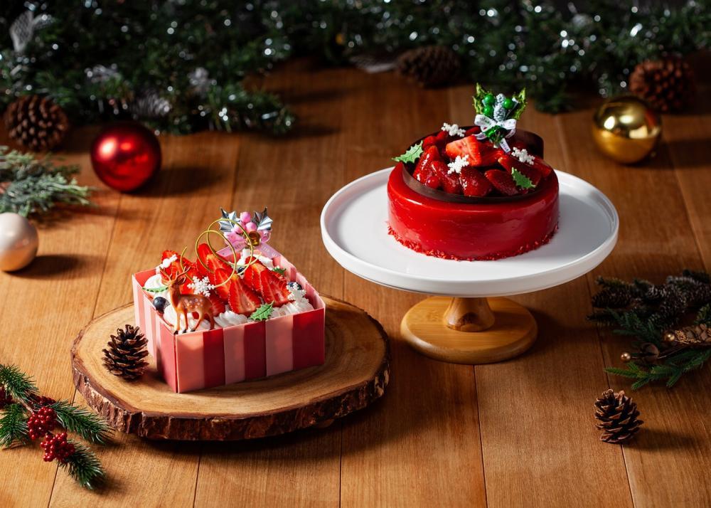 紅酒草莓慕斯蛋糕/國賓麵包房/草莓季/甜點/美食/台北/台灣