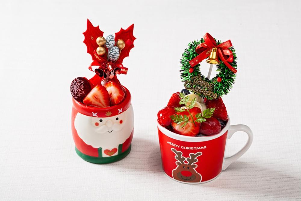 聖誕杯/國賓麵包房/草莓季/甜點/美食/台北/台灣