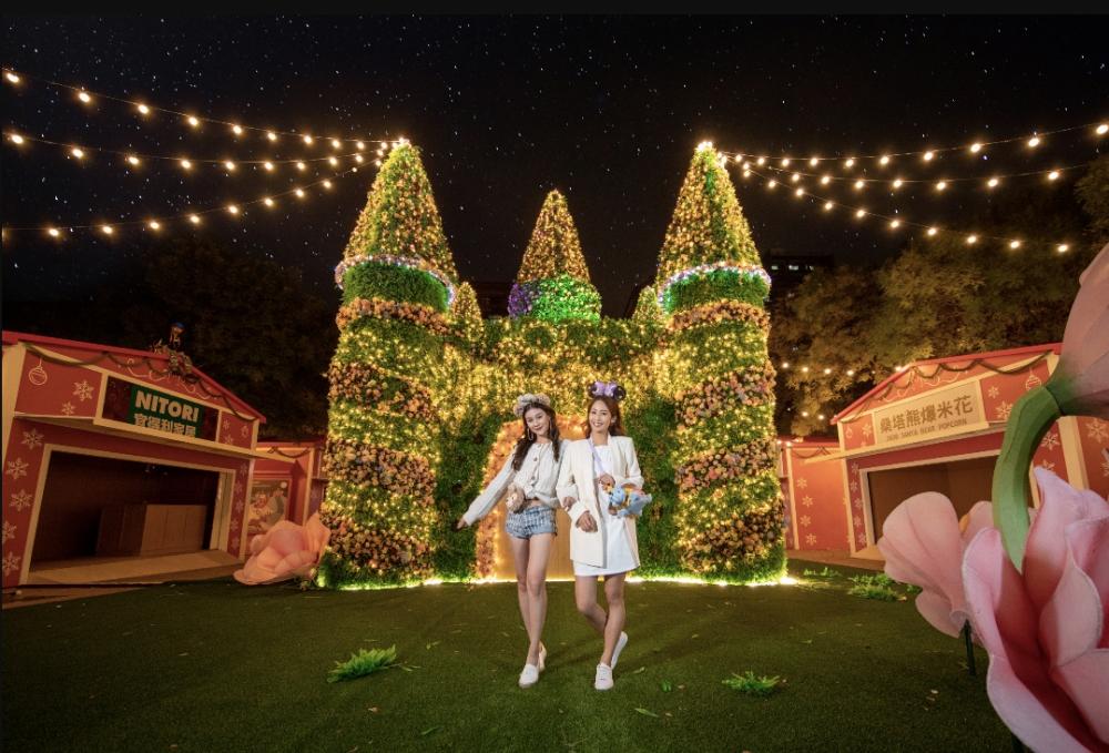 新北耶誕城/拍照景點/2020聖誕節/新北/台灣
