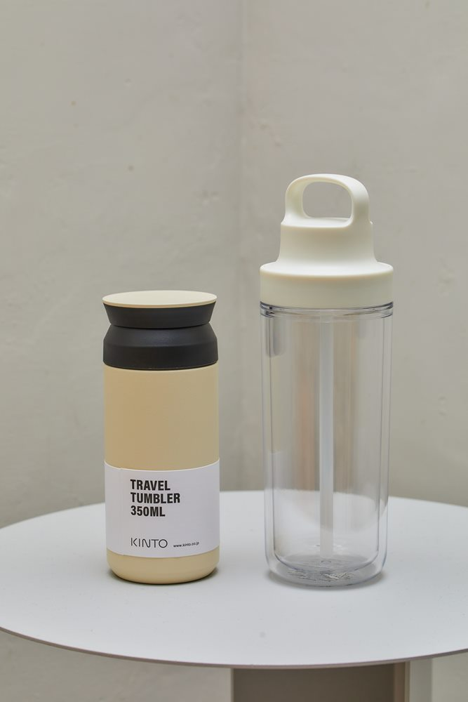 KINTO To Be Bottle 雙層隨手瓶/KINTO Travel Tumbler 隨行保溫