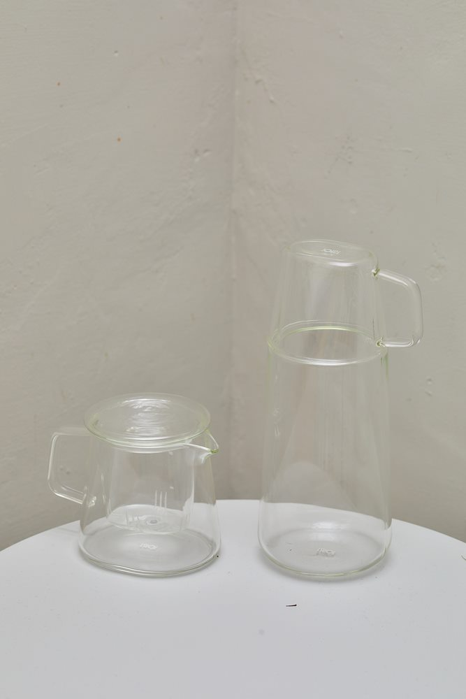 TOAST Dripdrop/Teapot 玻璃茶茶壺組/HAVEN by nest/選物店/赤峰街
