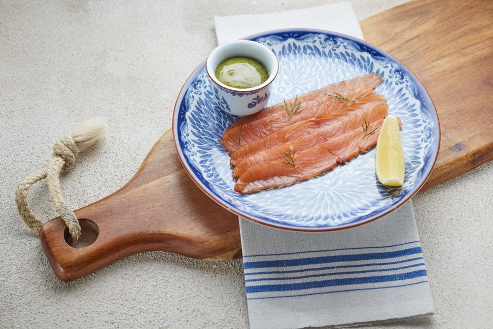鯡魚三吃/北歐料理/Aquavit /美食/倫敦/英國