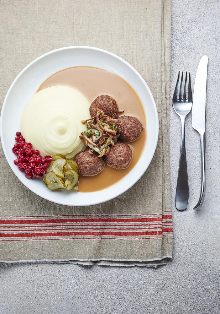 瑞典肉丸/北歐料理/Aquavit /美食/倫敦/英國