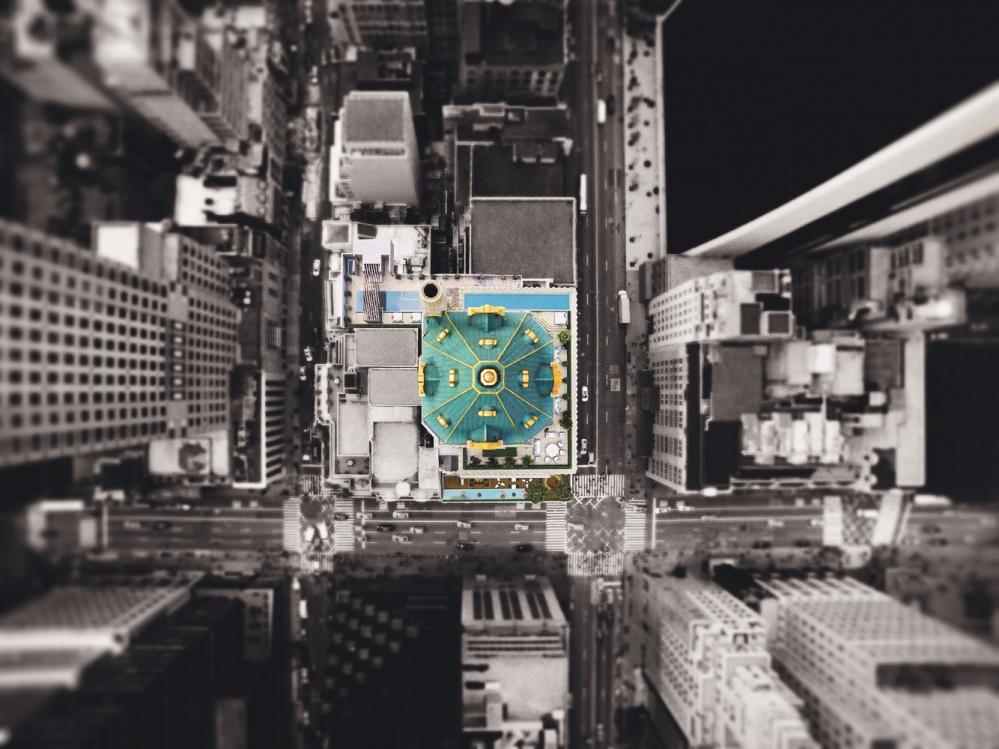 皇冠屋頂/外觀/Aman New York /飯店/紐約/美國