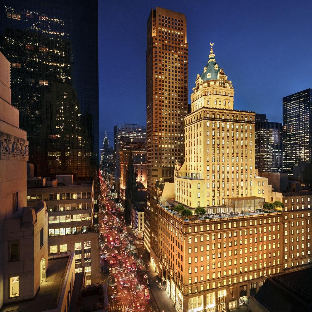 外觀/Aman New York /飯店/紐約/美國