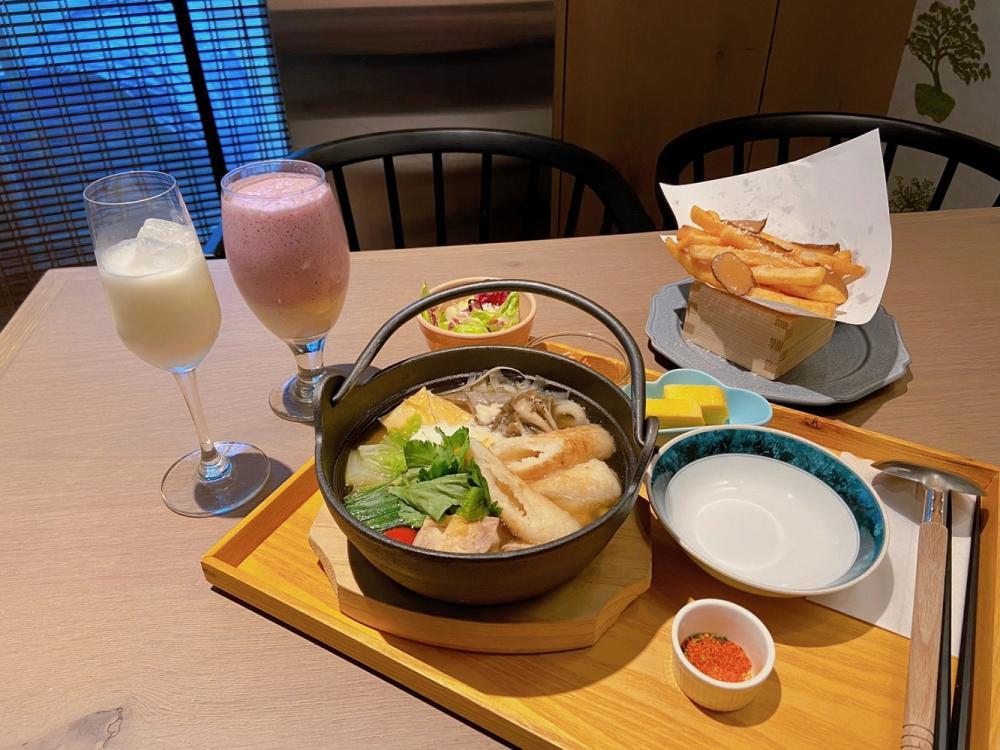 烏龍麵/秋田料理/發酵食品/美食/TSUTAYA BOOKSTORE/台灣