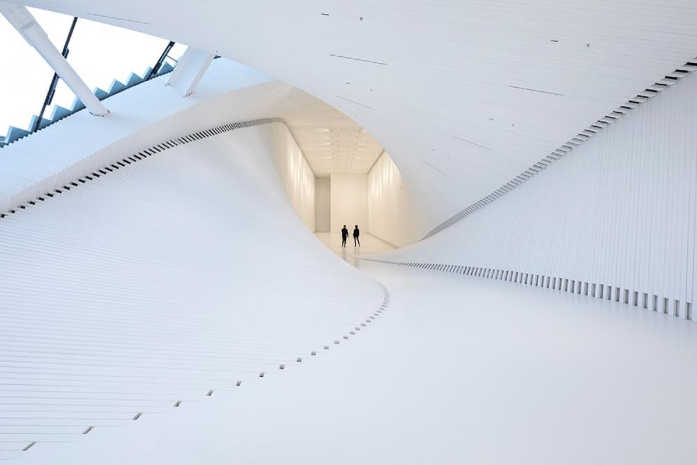 內部/The Twist/美術館/耶夫奈克爾/挪威/歐洲