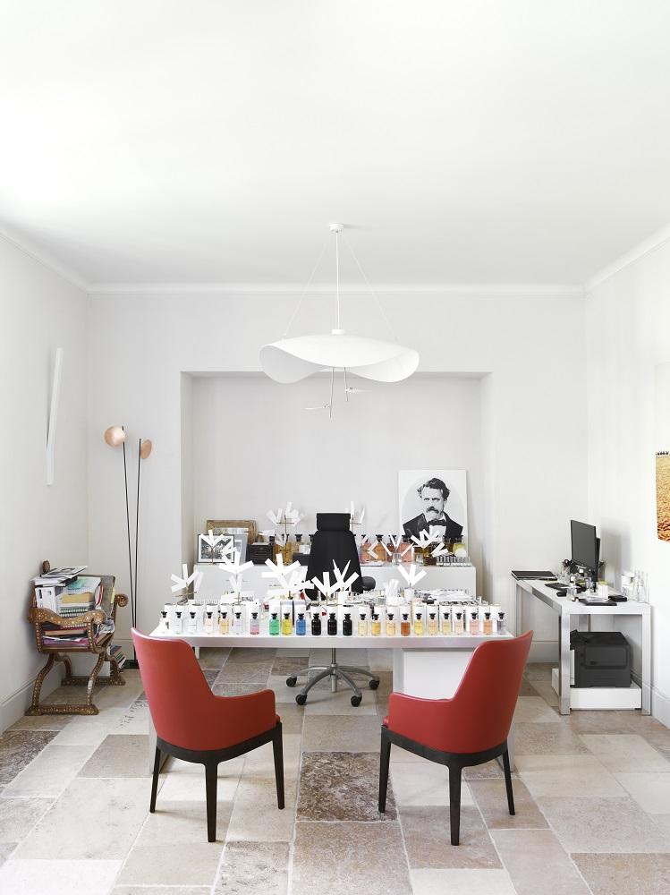 香水訂製服務/louisvuitton/Jacques Cavallier Belletrud/個人