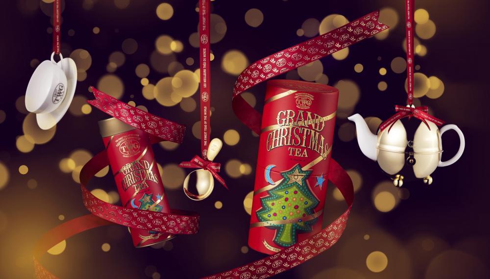華麗聖誕之茶/TWG TEA/華麗聖誕系列/限定節慶茗茶商品/台灣