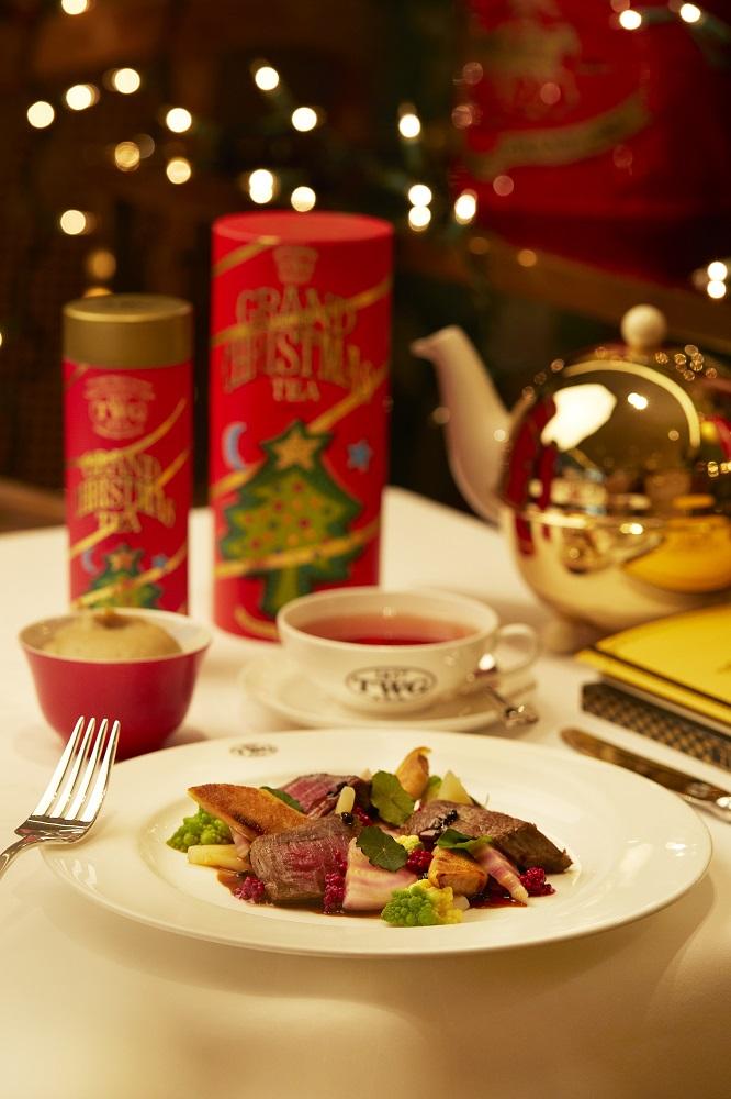 耶誕限定茶香套餐/TWG TEA/華麗聖誕系列/限定節慶茗茶商品/台灣