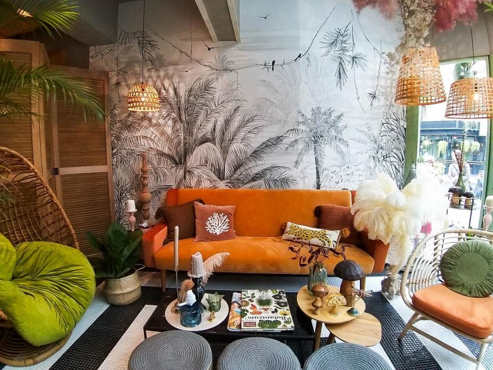 內部裝潢/Les Africot/早午餐/北歐風情/美食/永康街/台北/台灣