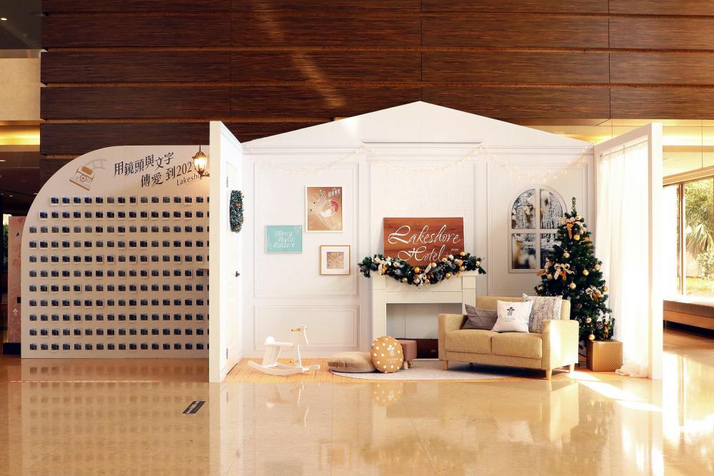 內部裝潢/煙波大飯店/聖誕節/北歐家庭風/飯店/台灣