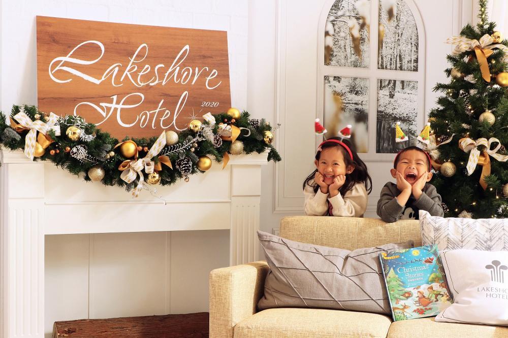 內部裝飾/煙波大飯店/聖誕節/北歐家庭風/飯店/台灣