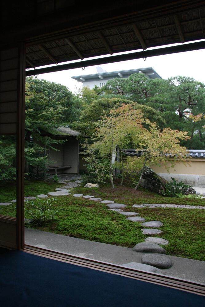 庭院/足立美術館/島根/日本