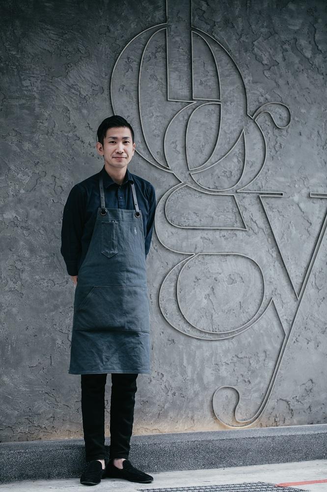 田原諒悟/廚師/logy/米其林/美食/台北/台灣