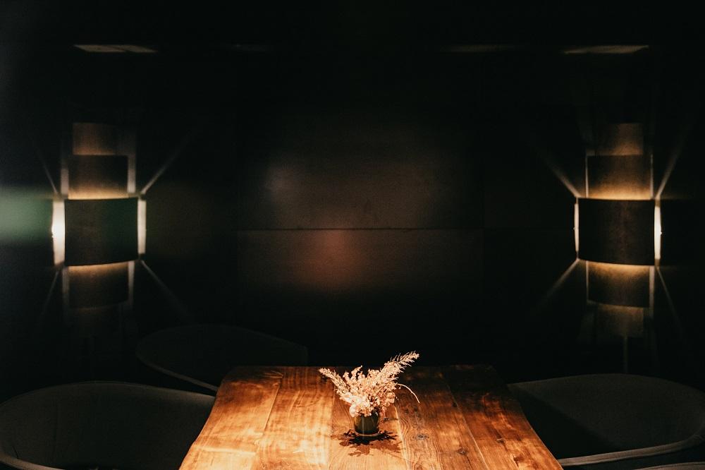 內部空間/logy/米其林/美食/台北/台灣