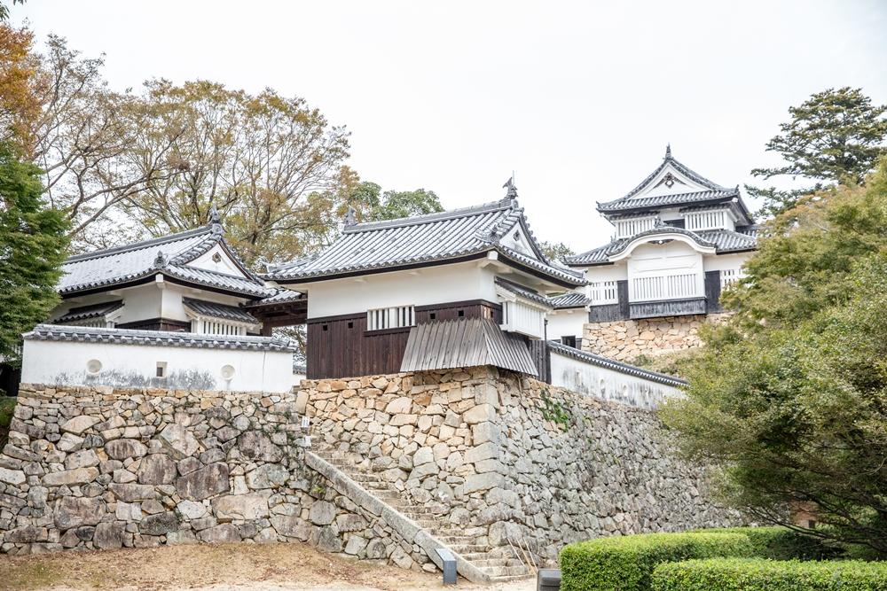 備中松山城/岡山/日本