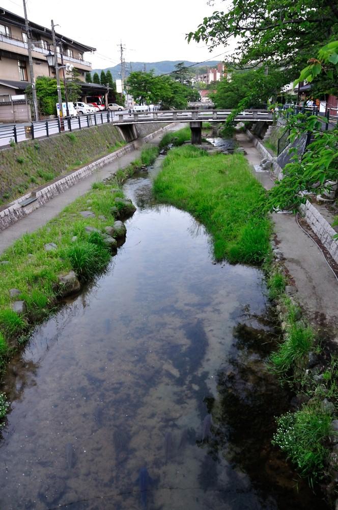 玉造溫泉街/島根/日本