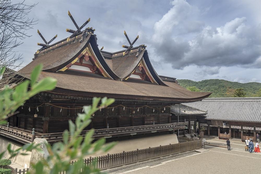 吉備津神社/岡山/日本