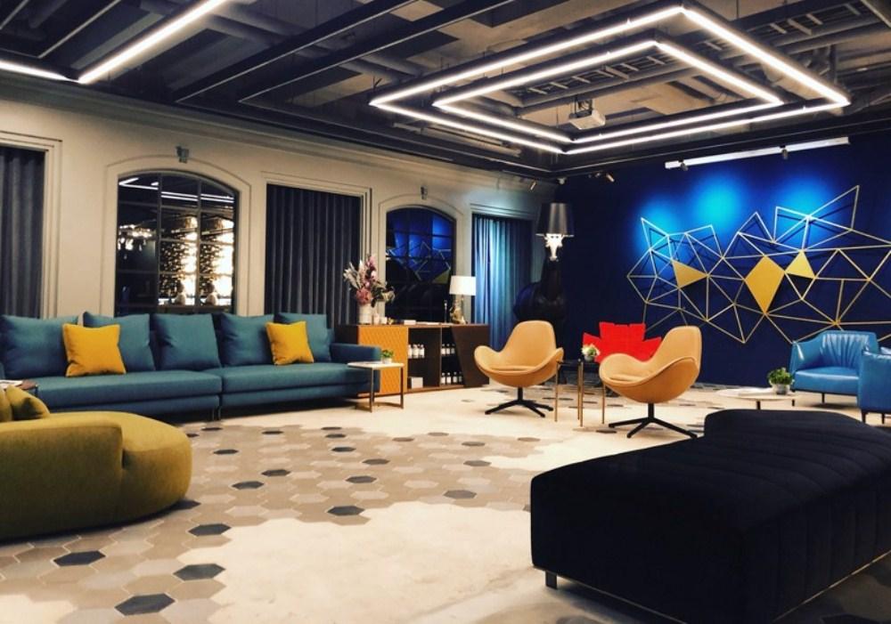 接待大廳/私客創旅/飯店/鶯歌/新北/台灣