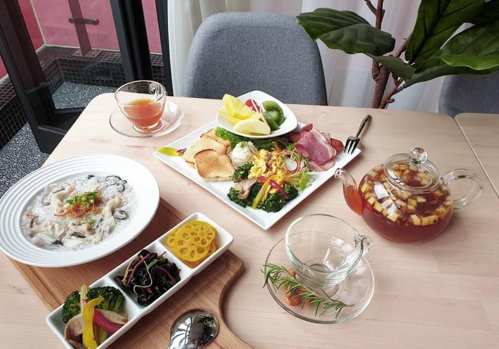 早餐/Mr.Bulb創意料理餐廳/私客創旅/飯店/鶯歌/新北/台灣