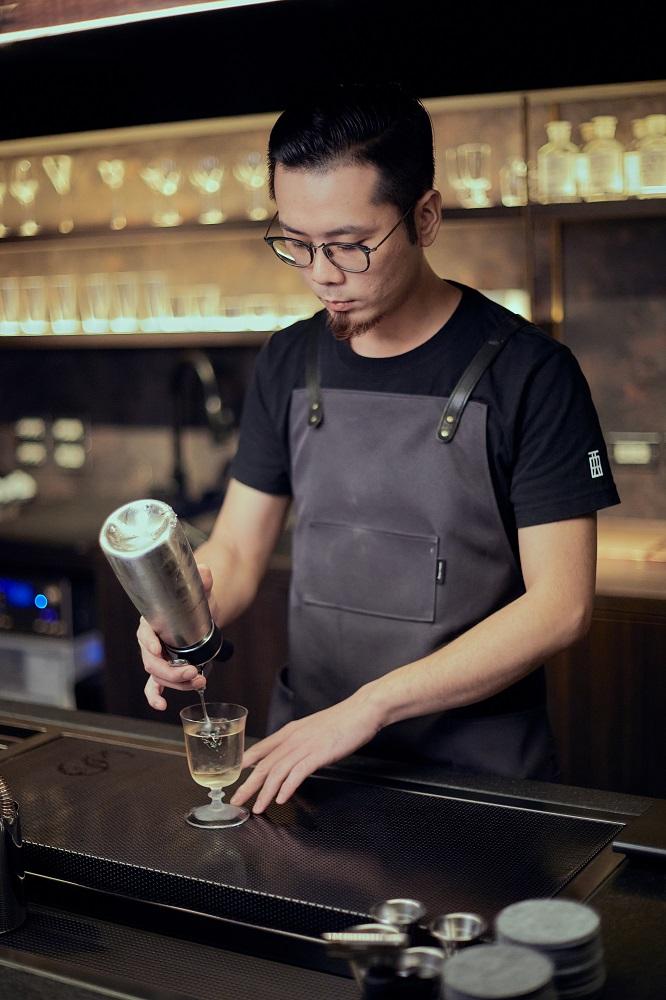 Tony/Testing Room/調酒師/美食/台北/台灣