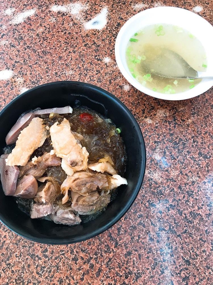 古早味碳火芳德豬肉冬粉/美食/高雄/台灣