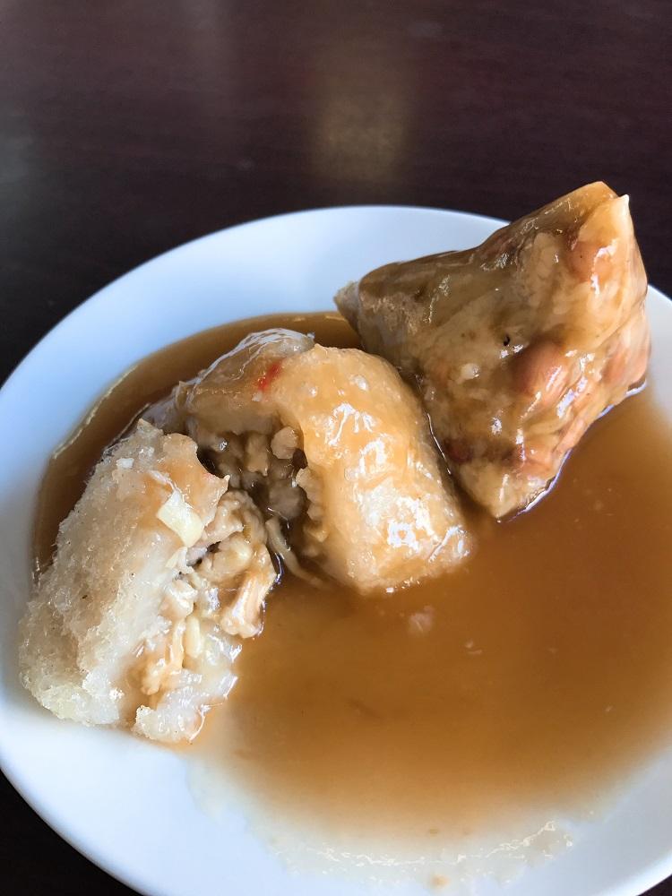前金肉圓肉粽專賣店/美食/高雄/台灣