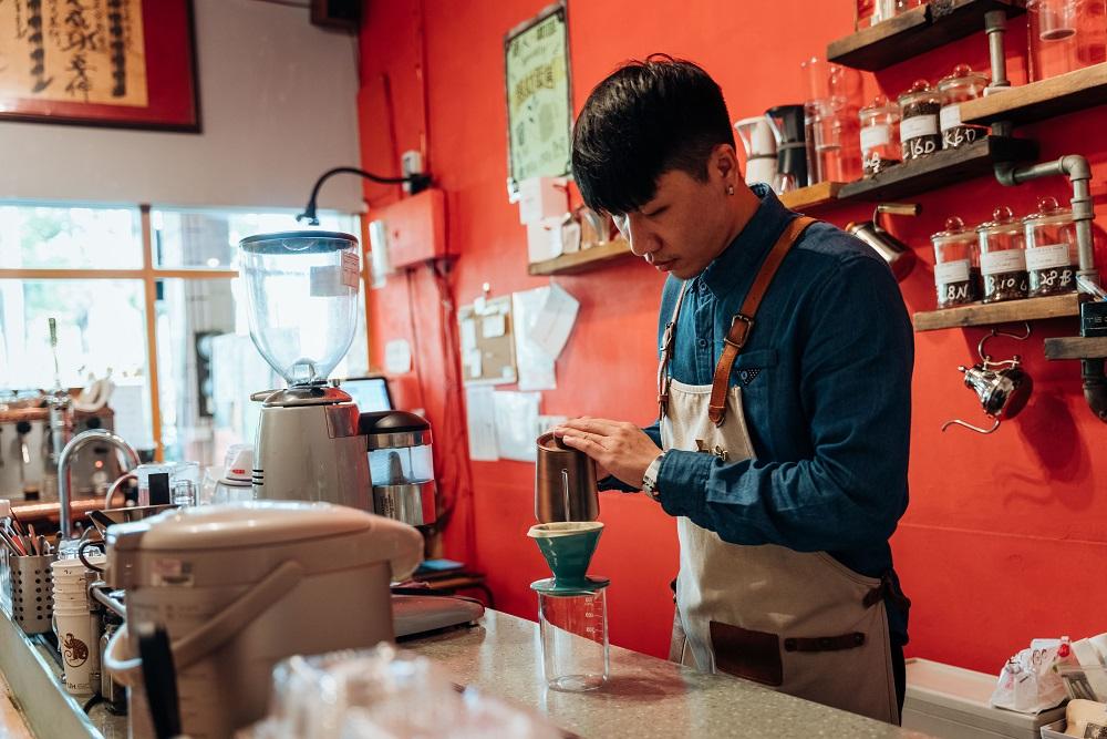 內部空間/路人咖啡/美食/高雄/台灣