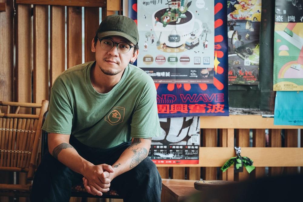 李耕豪/路人咖啡/高雄/台灣
