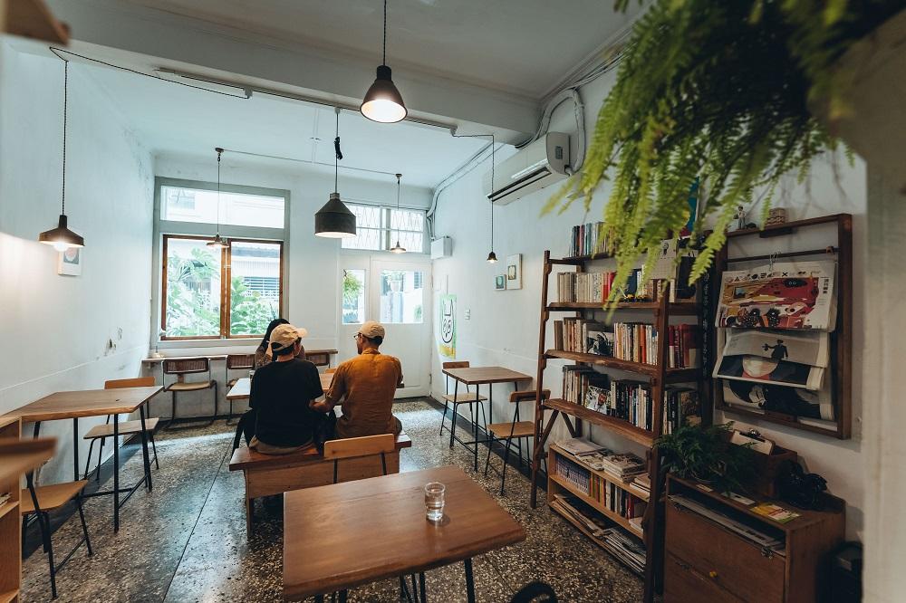 內部空間/住牙/咖啡廳/台南/台灣