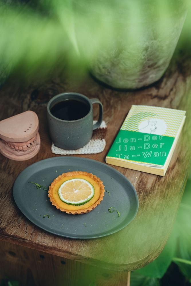 檸檬塔/甜點/住牙/咖啡廳/台南/台灣