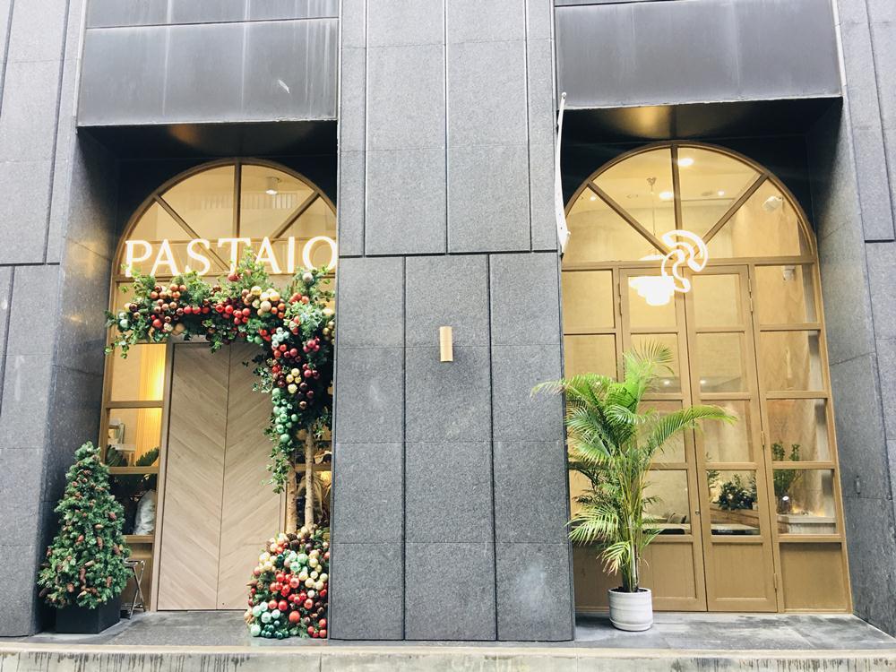 店外觀/PASTAIO/義大利麵店/餐廳/大安區/台北/台灣