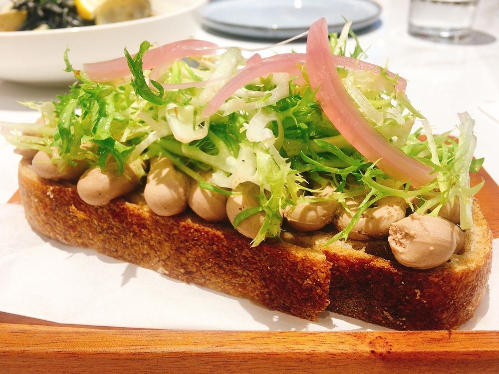 鴨肝醬麵包/PASTAIO/義大利麵店/餐廳/大安區/台北/台灣