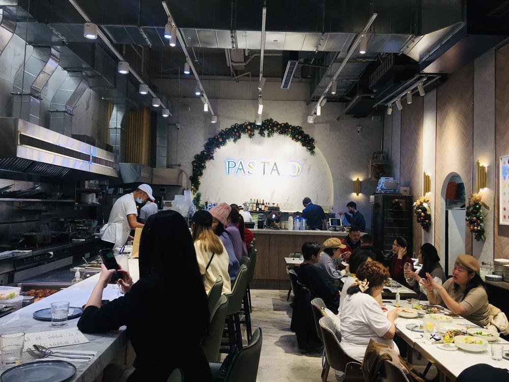 內部空間/PASTAIO/義大利麵店/餐廳/大安區/台北/台灣