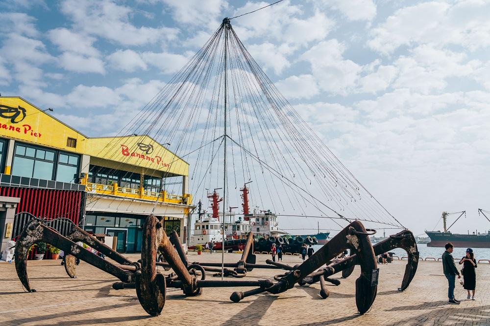 香蕉碼頭/旅遊/高雄/台灣