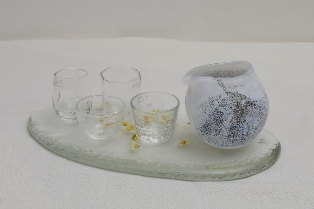 玻璃杯/清山寶珠.人味誠茶 Honestea/選物空間/茶坊/台北/台灣