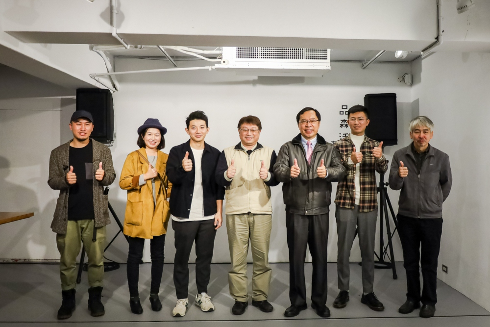 設計師/2020 品森活-來自森林的饗宴/台灣國產材展覽/工藝/設計/台北/台灣